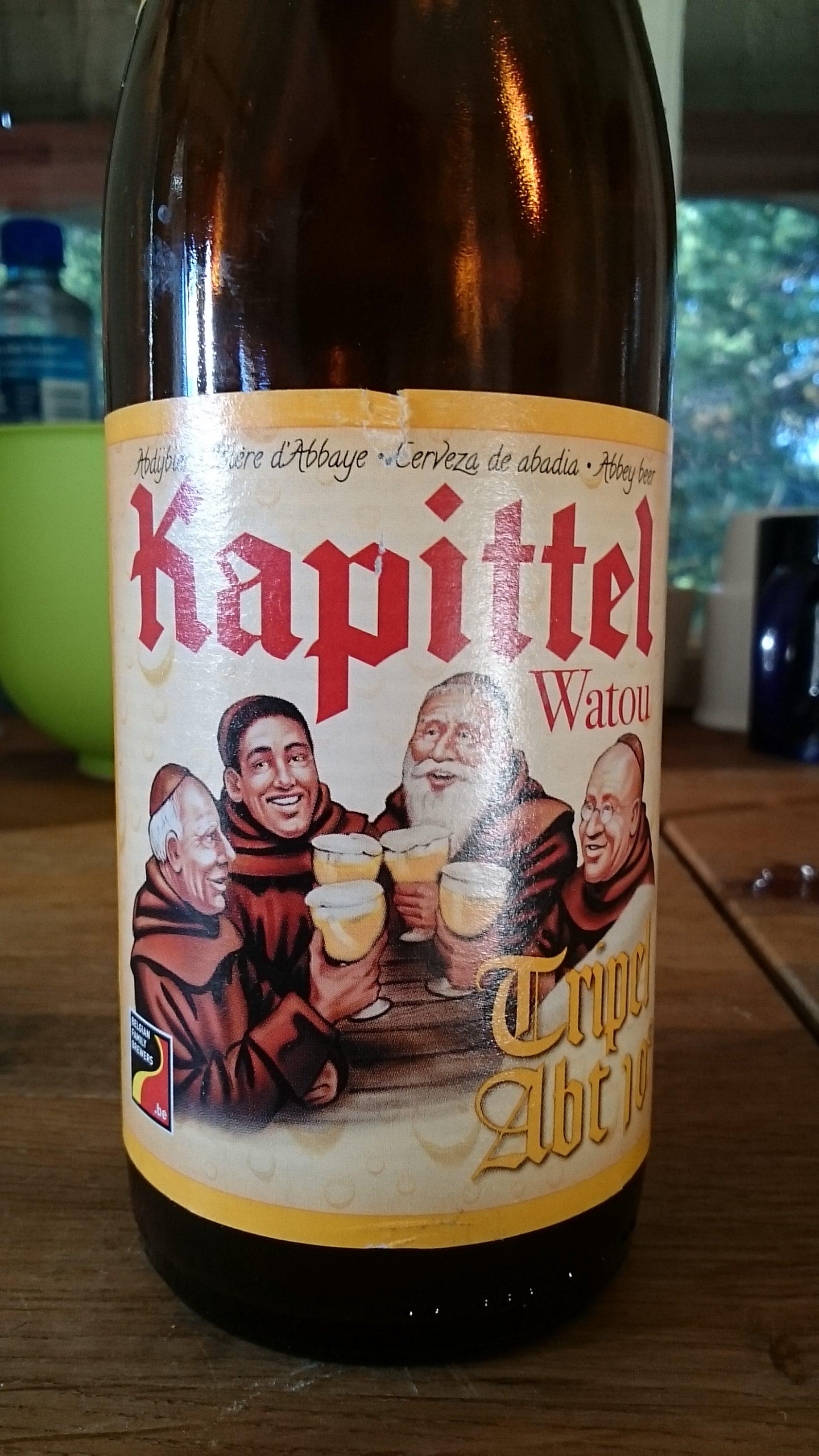 Van Eecke: Kapittel Watou Tripel Abt 10