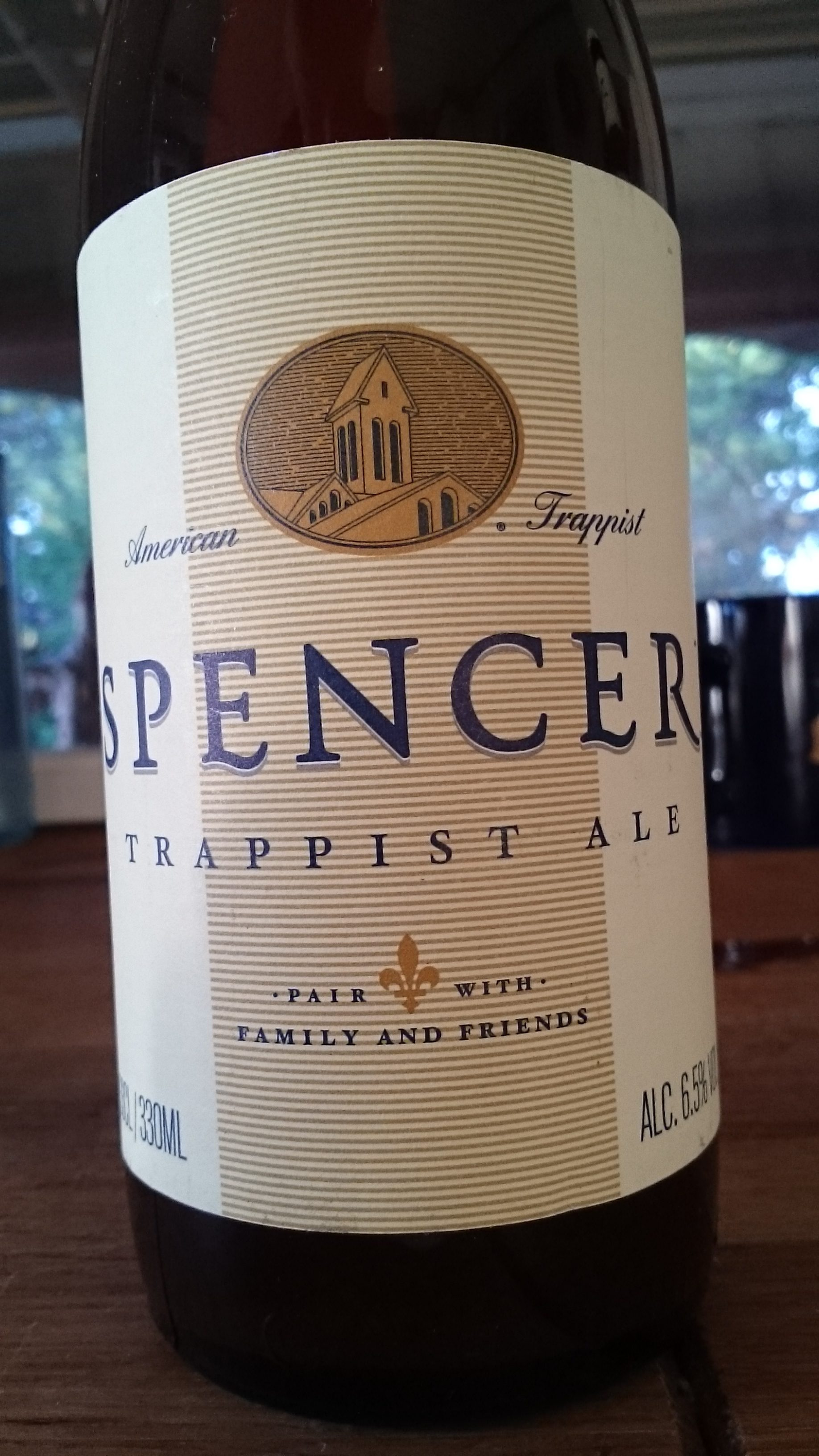 Spencer: Trappist Ale